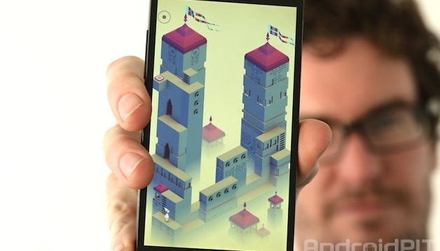 Monument Valley solutions for Android