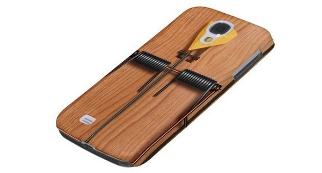 Mousetrap case Galaxy S4