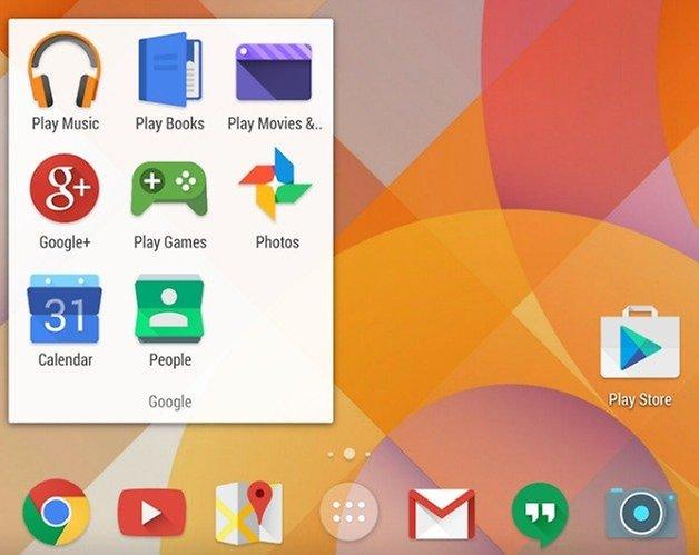 New Google App Icons Crop