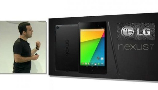 Google to ditch Asus in favor of LG for 2014 Nexus 7?