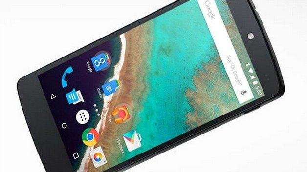 Nexus5 Android5