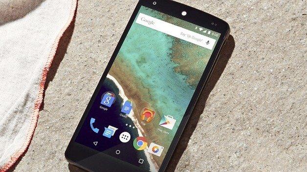 Nexus5 Android50