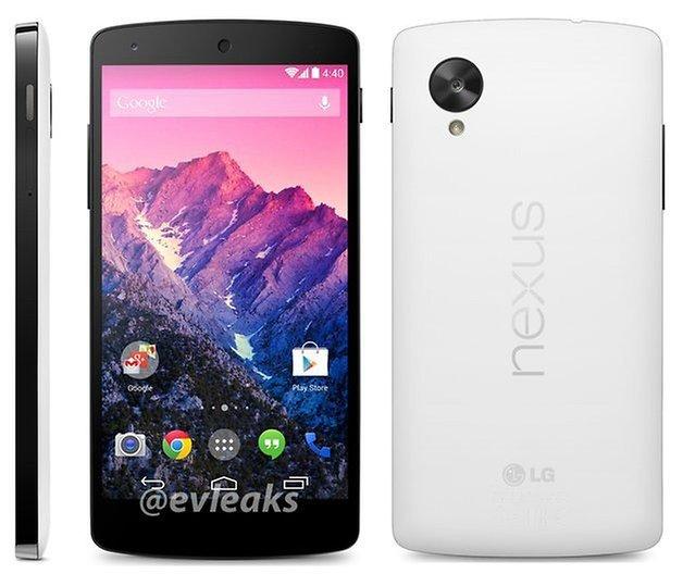 Nexus5 White