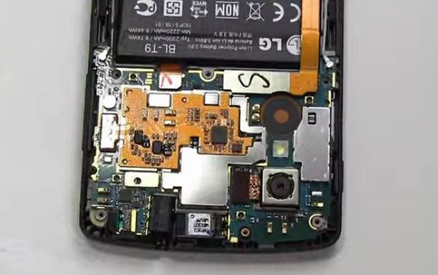 Nexus5 internal battery2