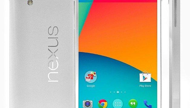Nexus 5 roundup: white version, price, packaging, battery