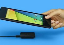 Nexus wireless charger appears in Google Play