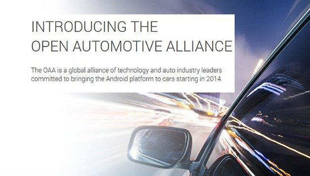 Open Automative Alliance brings Android to your vehicle via wearables