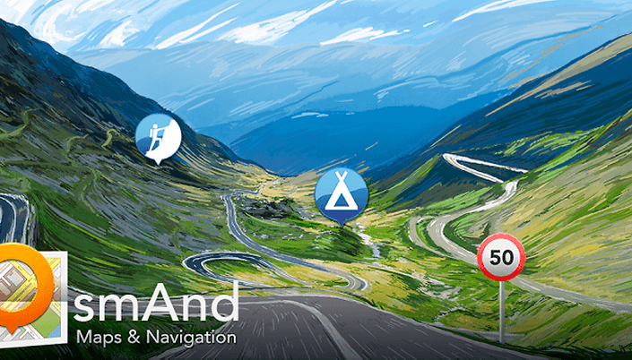 OsmAnd+ offline map and navigation (full version) on sale right now