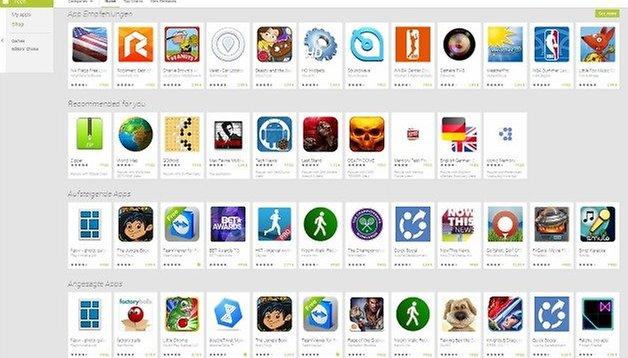 Google Play Store, tutti i cambiamenti