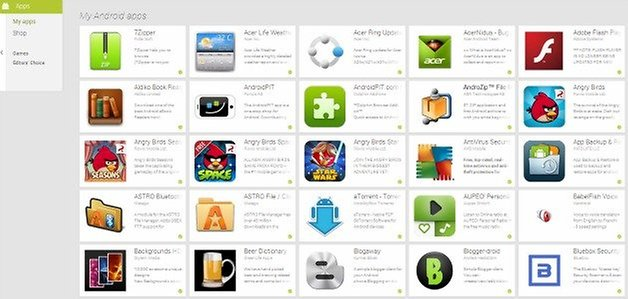 PlayStoreMyApps