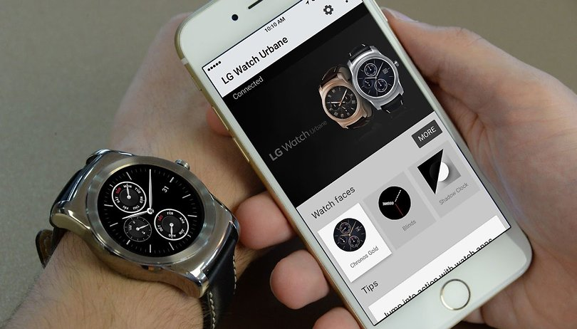 Android Wear app for iOS launched: you can now use Android Wear watches with iPhones