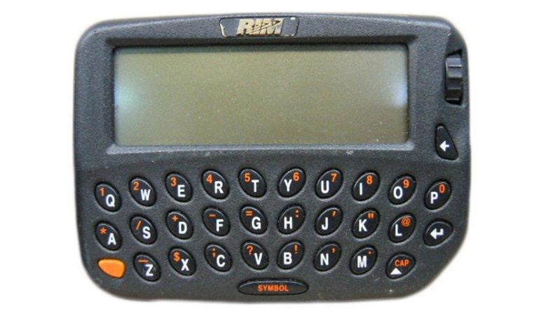AndroidPIT BlackBerry RIM 850