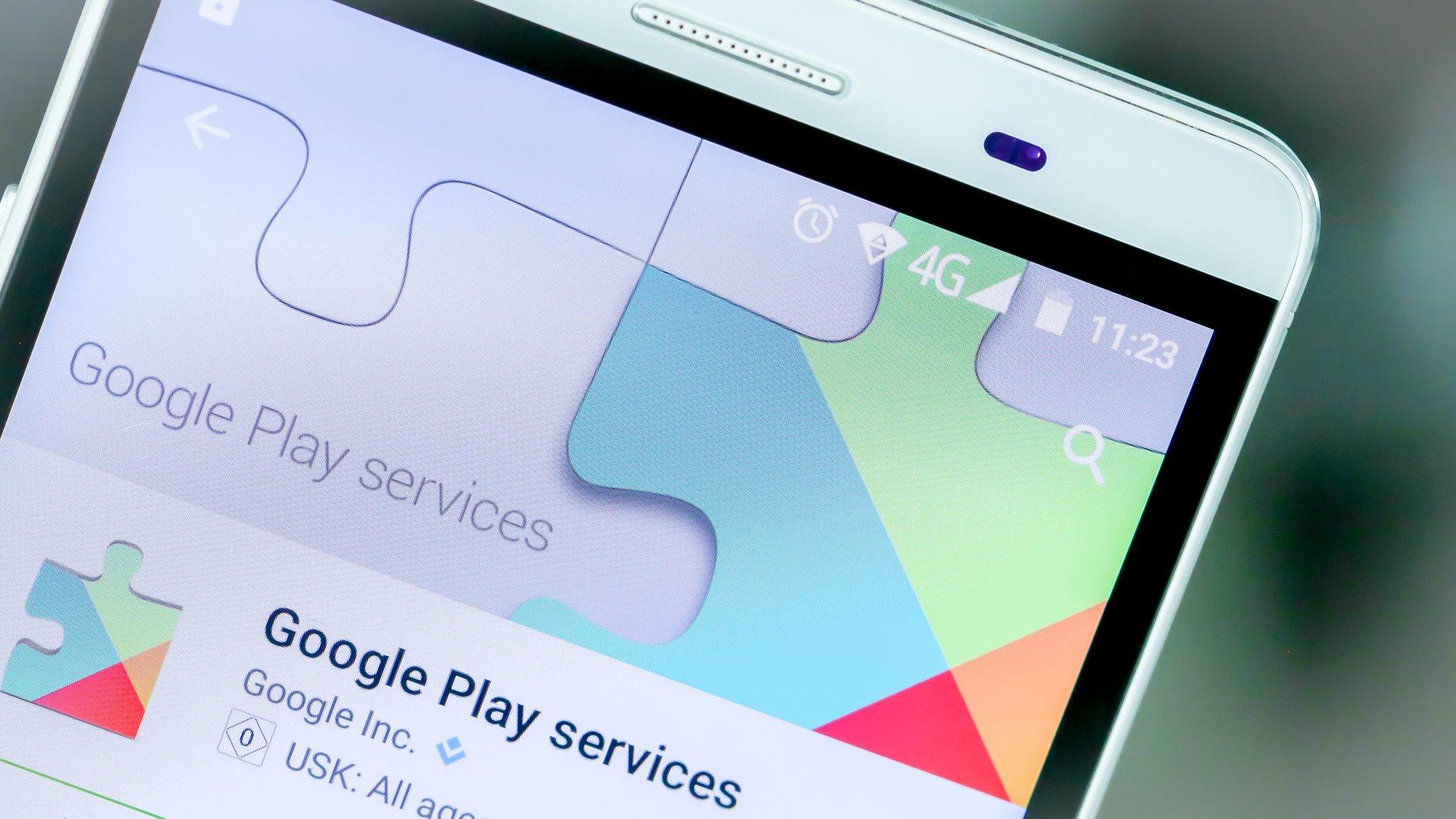 google play dienste bleiben ständig stehen