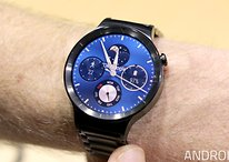 The Huawei Watch took around two months to design, but almost a year to perfect