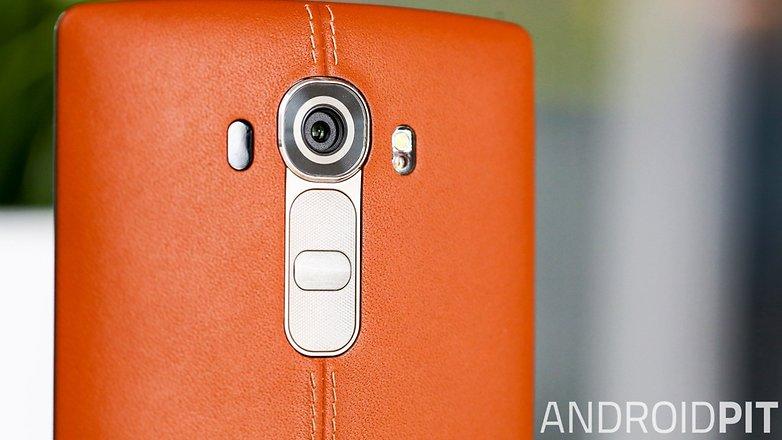 AndroidPIT LG G4 camera detail
