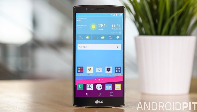 How to factory reset the LG G4: improve your G4's performance