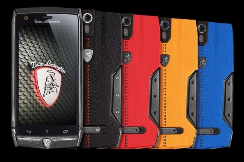 AndroidPIT Lamborghini 88 Tauri