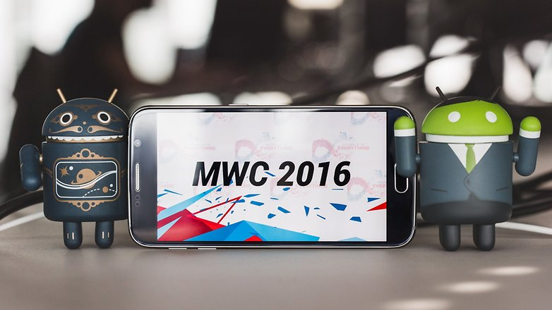 AndroidPIT MWC 2016 teaser