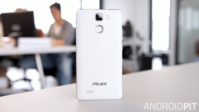 AndroidPIT Mlais M7 back