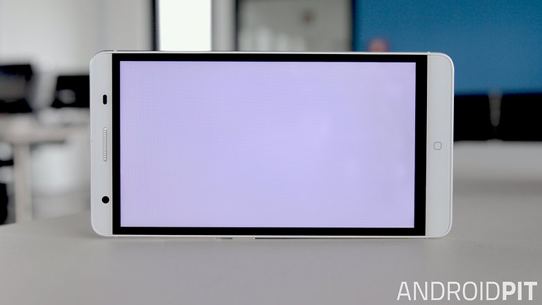 AndroidPIT Mlais M7 display issue