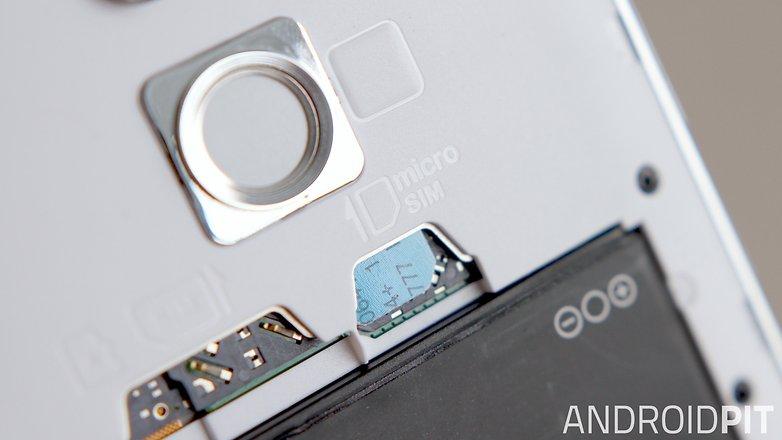 AndroidPIT Mlais M7 dual sim microsd slots