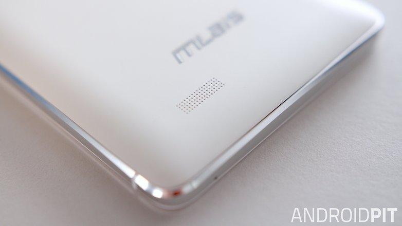 AndroidPIT Mlais M7 speaker