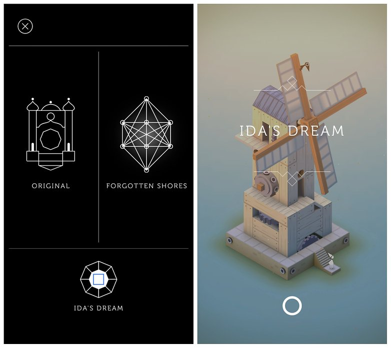 AndroidPIT Monument Valley Idas Dream expansion