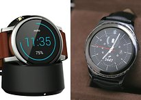 Moto 360 (2015) vs Samsung Gear S2 comparison: wristy business