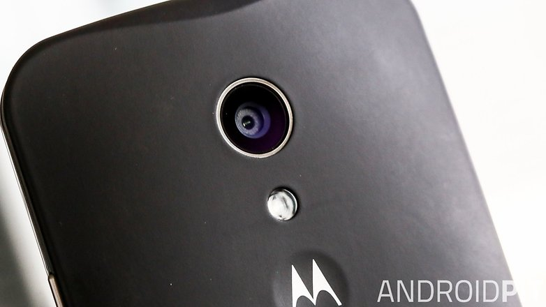 AndroidPIT Moto G 2014 Lollipop camera