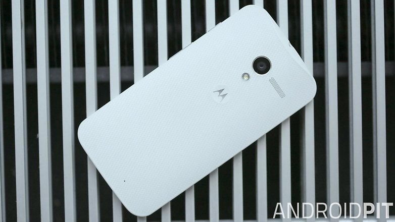 AndroidPIT Moto X hero grill