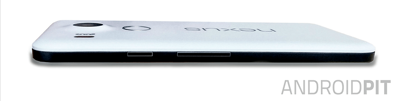 AndroidPIT Nexus 5 2015 side view thin