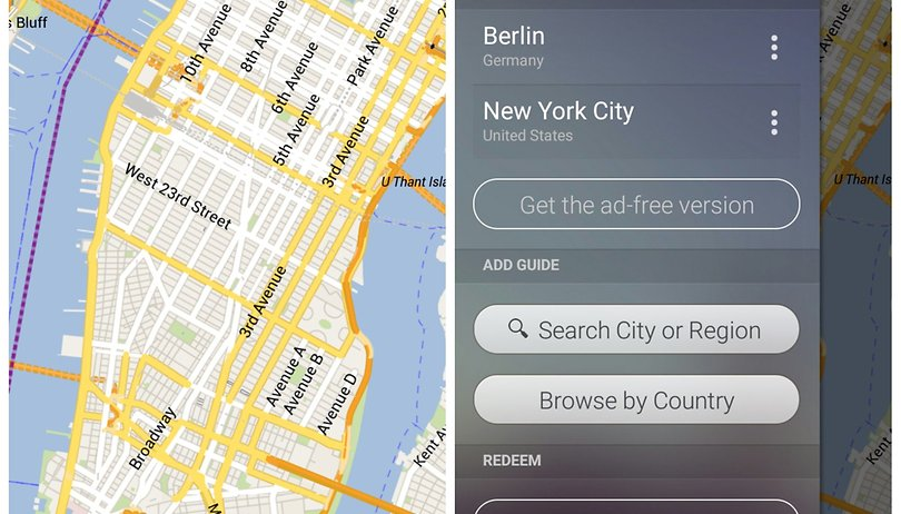 Best free offline map apps for Android | AndroidPIT Downloadable Maps For Android on
