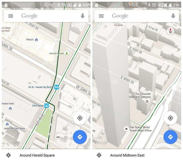 Best Free Offline Map Apps For Android AndroidPIT - Germany map google