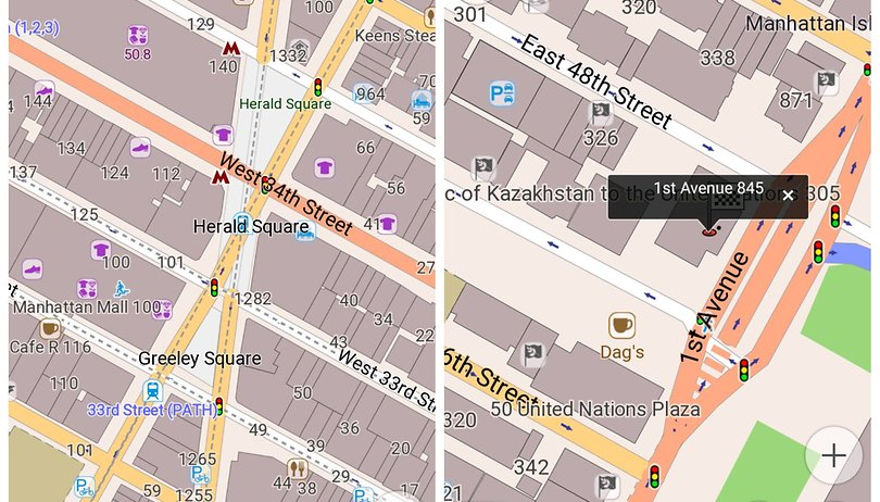 The 5 best free offline map apps for Android | AndroidPIT