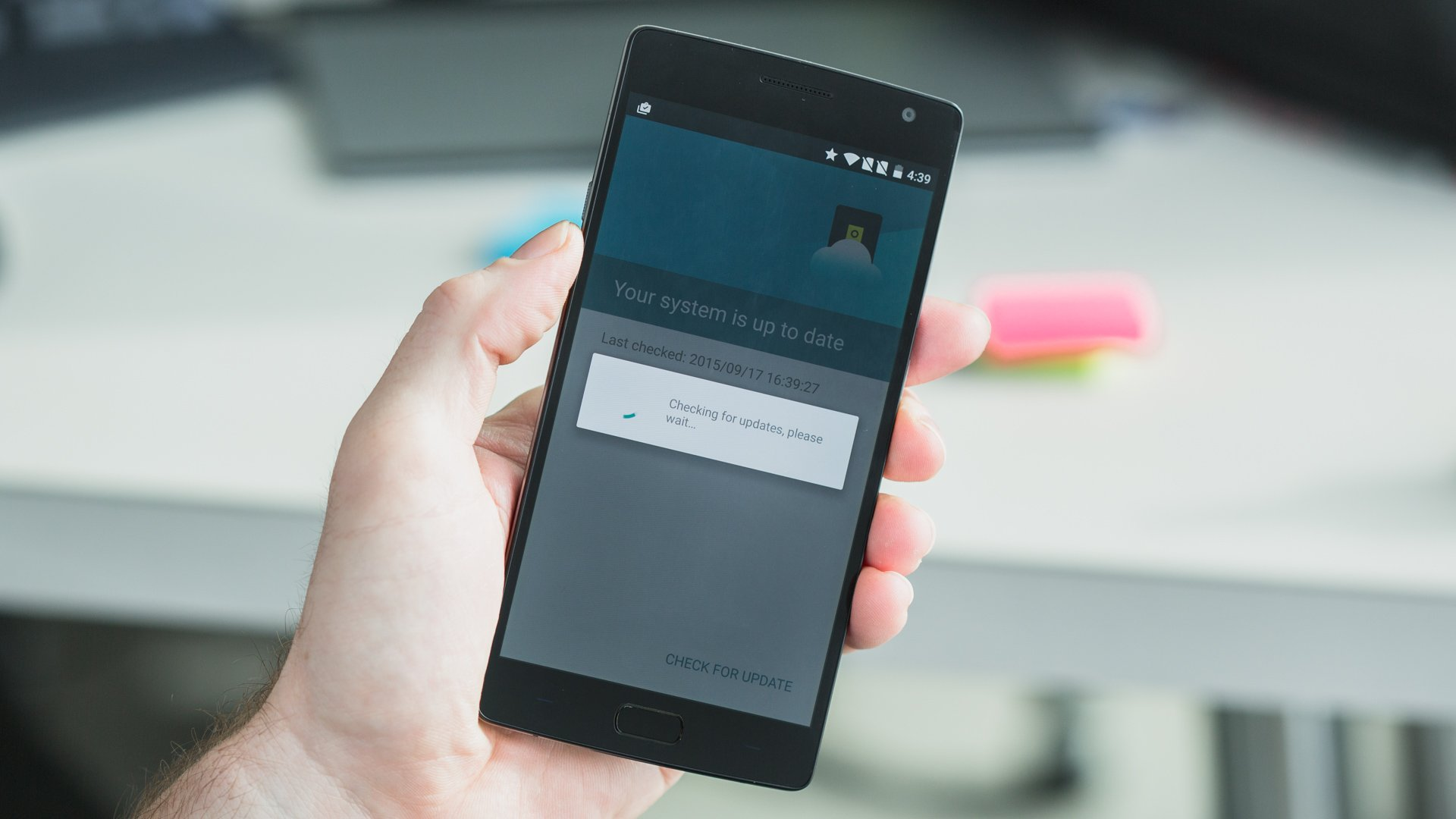 androidpit oneplus 2 system update hero
