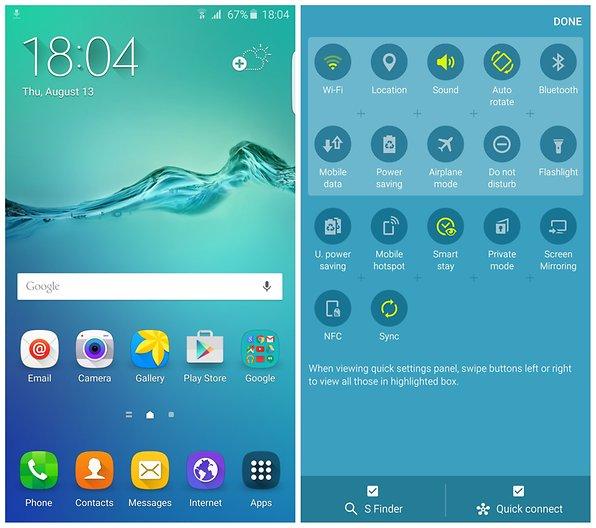 Samsung Galaxy S6 (SM-G920) Manual PDF - Manual