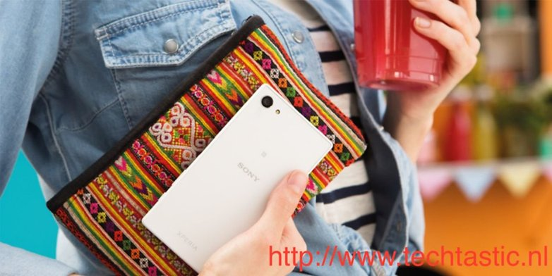 AndroidPIT Sony Xperia Z5 Compact leaked pic