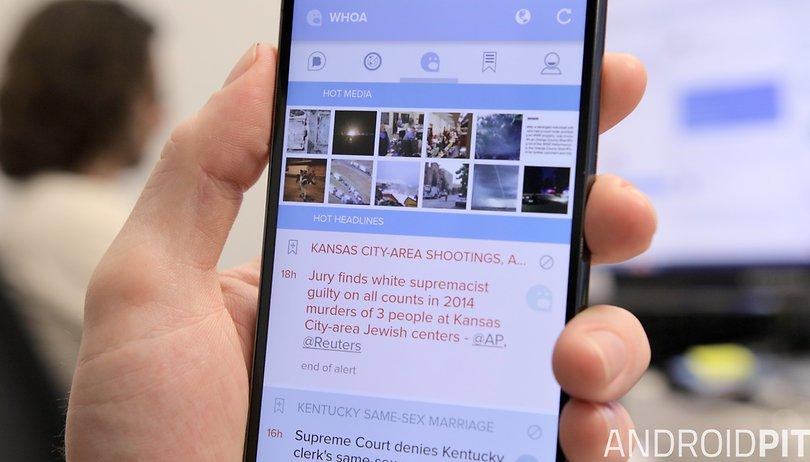 Les meilleures applications pour suivre l'actualité sous Android