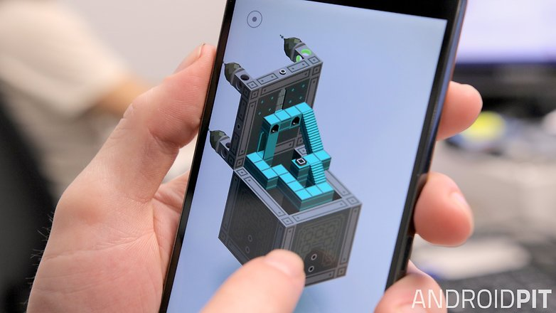 AndroidPIT addicitve apps monument valley