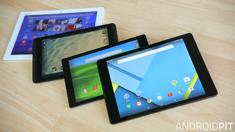 AndroidPIT best android tablet