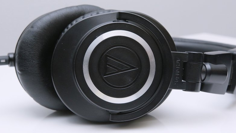 AndroidPIT Audio Technica ATH M50X