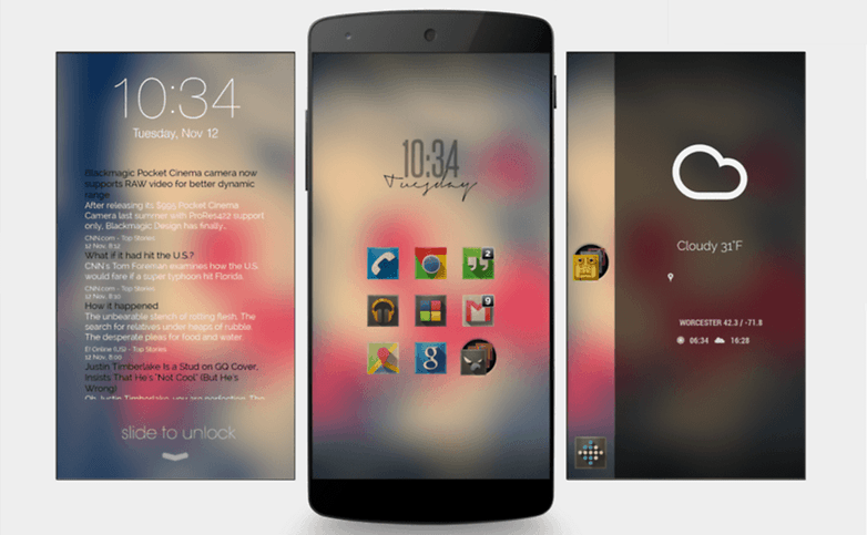 AndroidPIT Cataclysm ROM Nexus 5