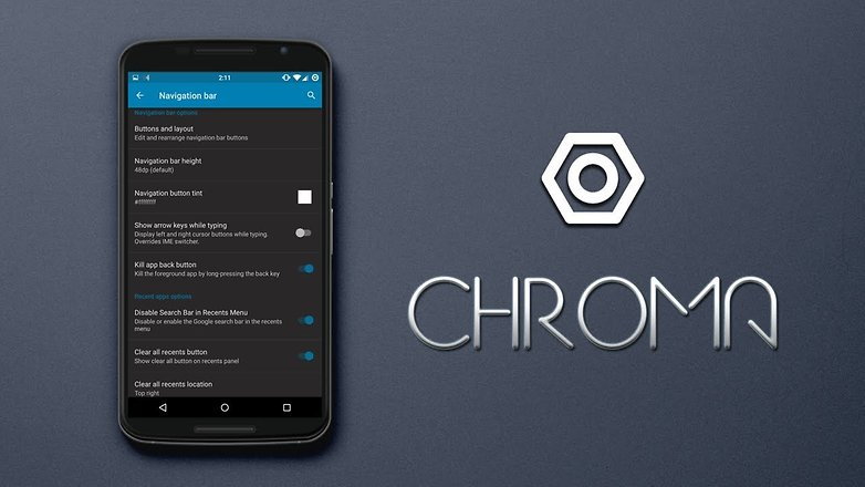 AndroidPIT Chroma ROM Nexus 6