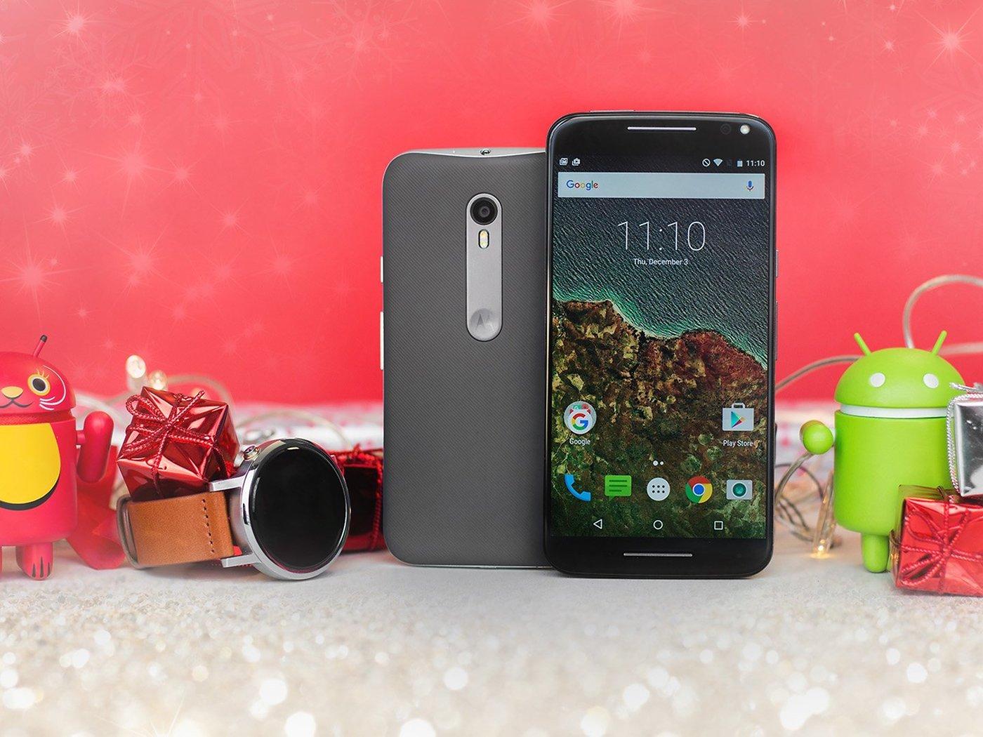Weihnachtsgeschenk-Empfehlungen von Motorola | AndroidPIT