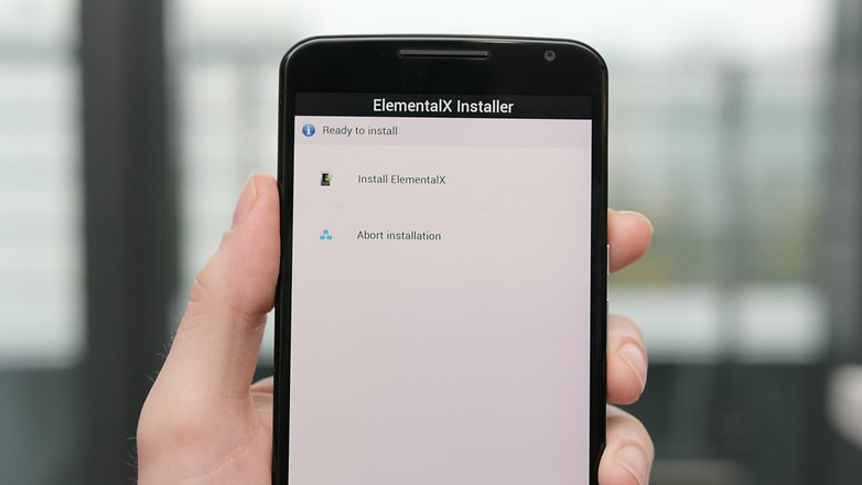 AndroidPIT Nexus 6 TWRP elementalx install 4