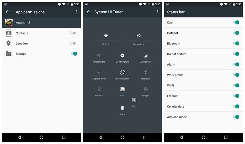 AndroidPIT Nexus 6P Android 6 0 Marshmallow customization