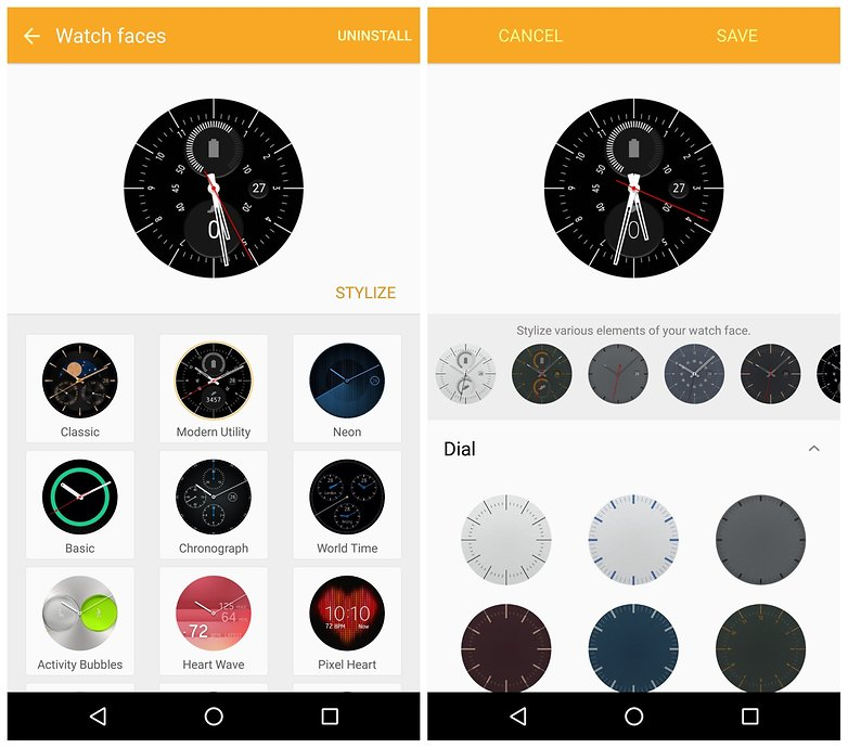 AndroidPIT Samsung Gear S2 Android app 3