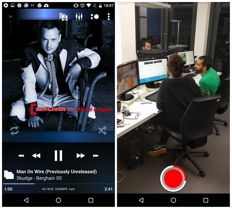 AndroidPIT Snapchat tips add music to video snap