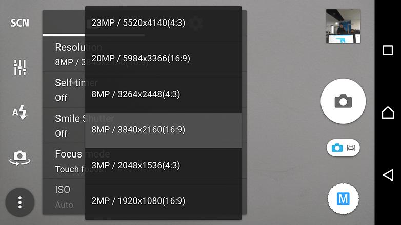AndroidPIT Sony Xperia Z5 camera 5