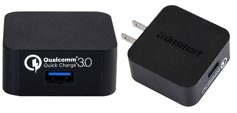 AndroidPIT Tronsmart Quick Charge 3 0 charger